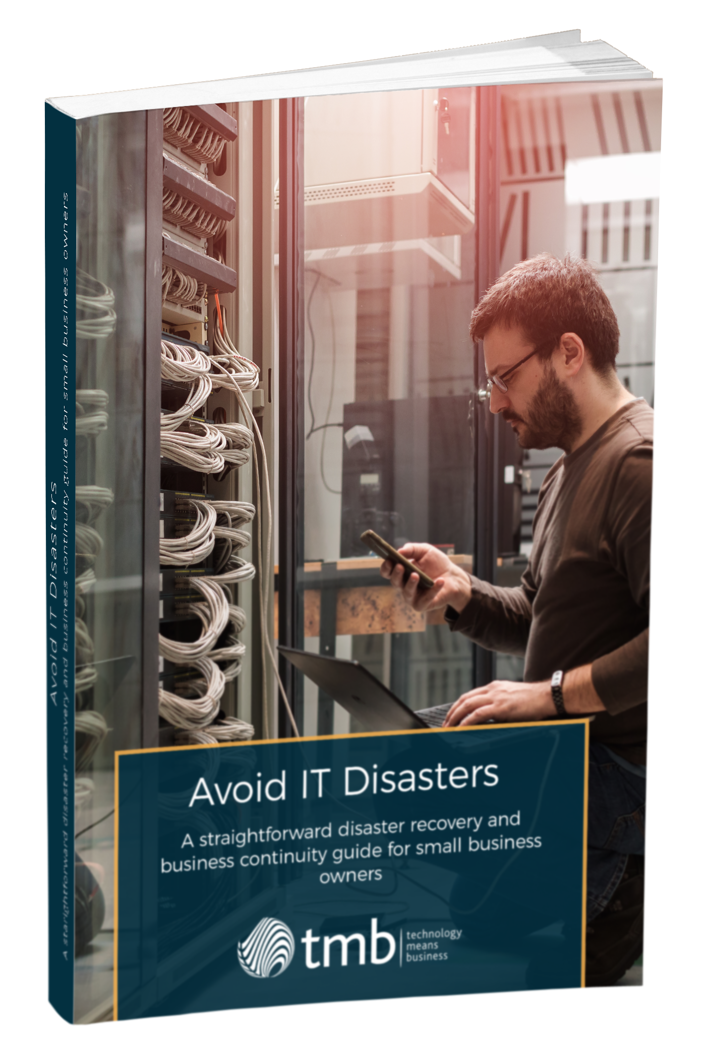 Ebook Cover_ Avoid IT Disasters