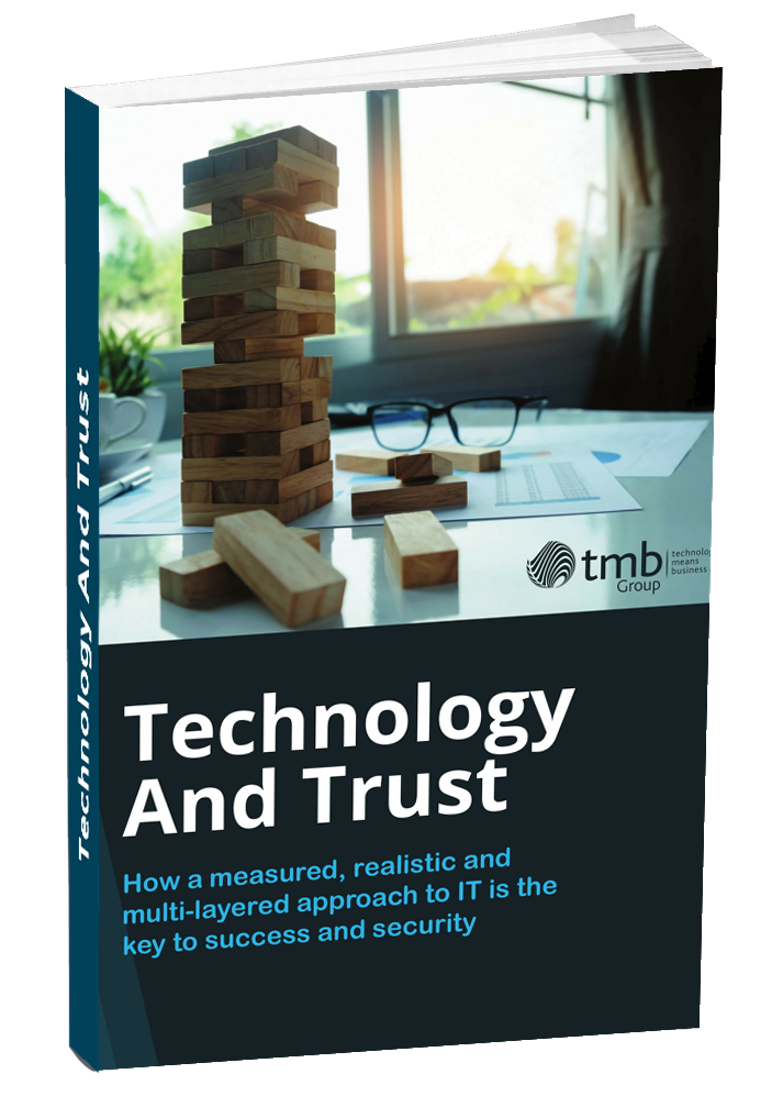 TMB Technology & Trust Mock Up